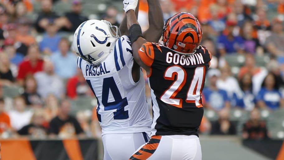 finest selection 4f3d8 6c3c2 REPORT: Cowboys Sign Defensive Backs CJ Goodwin and Darian ...