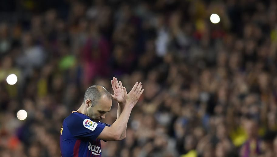 5c34dfbbd5a Andres Iniesta Reveals His Biggest Influences During Incredible Barcelona  Career