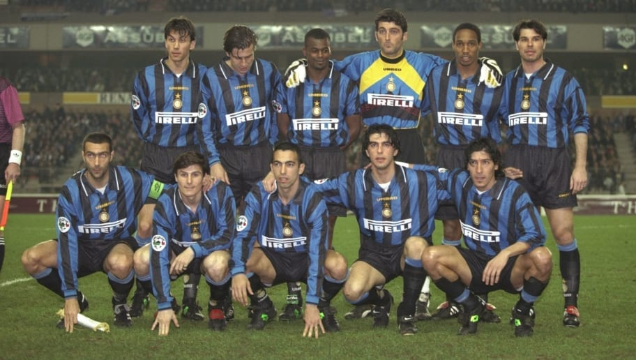 Ranking Inter S 10 Best Home Kits Of All Time 90min