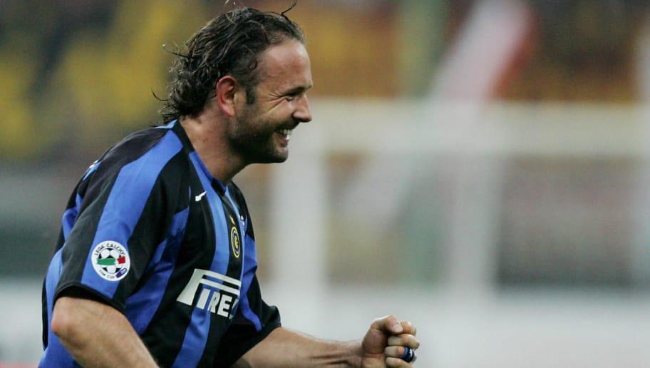 Inter Milan's defender Sinisa Mihajlovic