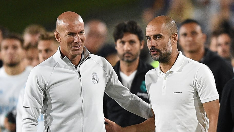 3 Reasons Why Manchester City Could Knock Real Madrid Out Of The