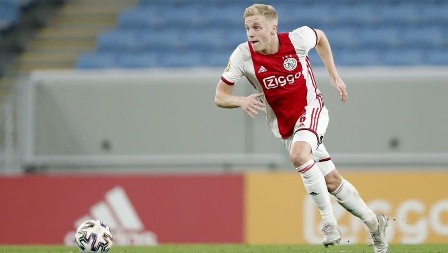 """International Friendly""""Ajax v Club Brugge"""""""