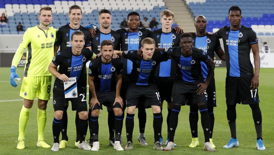 Club Brugge A Profile Of Man Utd s Europa League Last Opponents min