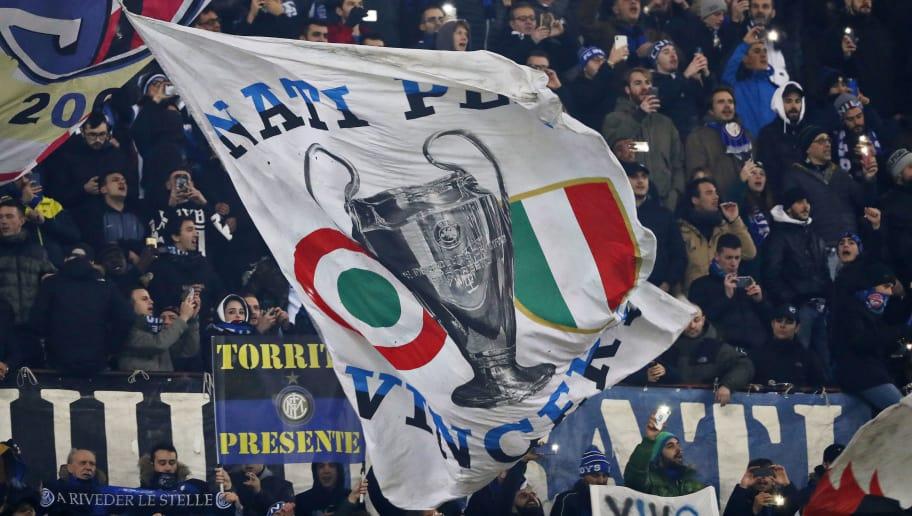 Internazionale v PSV - UEFA Champions League