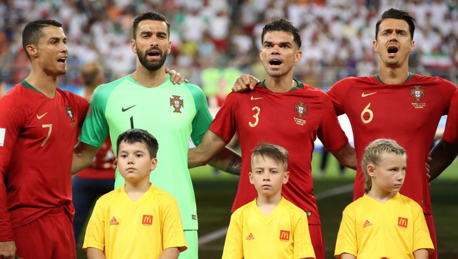 Cristiano Ronaldo,Rui Patricio,Pepe,Jose Fonte