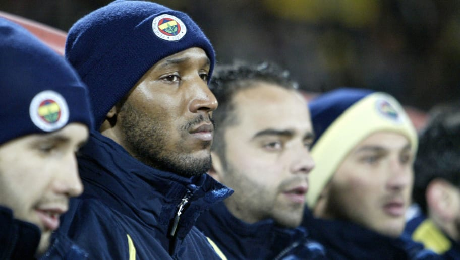 Istanbul Fenerbahce's French striker Nic