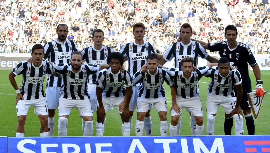 Italian League Serie A TIM 2017-2018