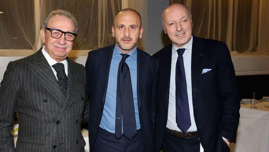 Piero Ausilio,Giuseppe Marotta,Gabriele Martino