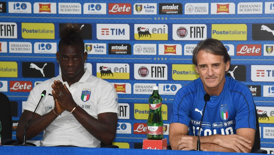 ​'I love Mario Balotelli But There is Nothing I Can do for Him' – Italy Coach Roberto Mancini