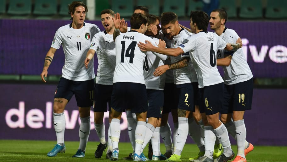 Italy 9-1 Armenia: Report, Ratings & Reaction as Azzurri End Qualification With Demolition Job