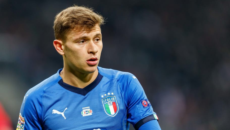 Image result for nicolo barella