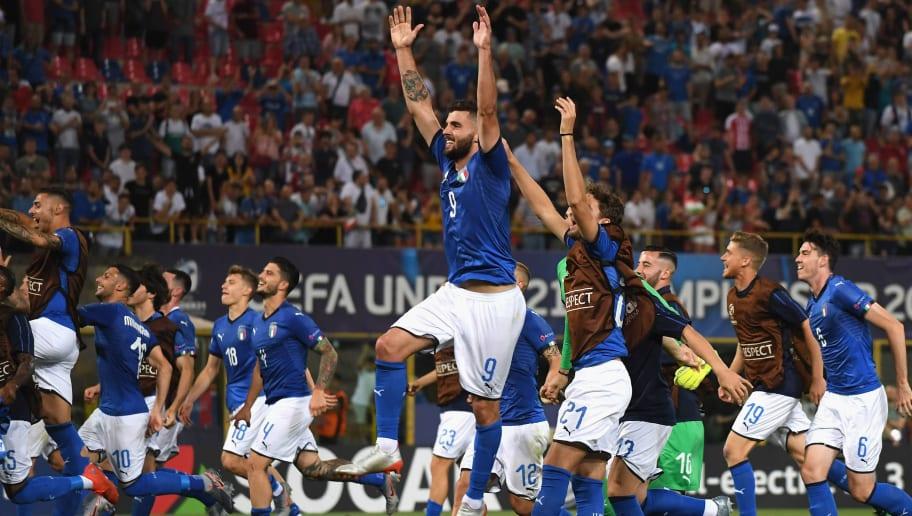 Italy v Spain: Group A - 2019 UEFA U-21 Championship