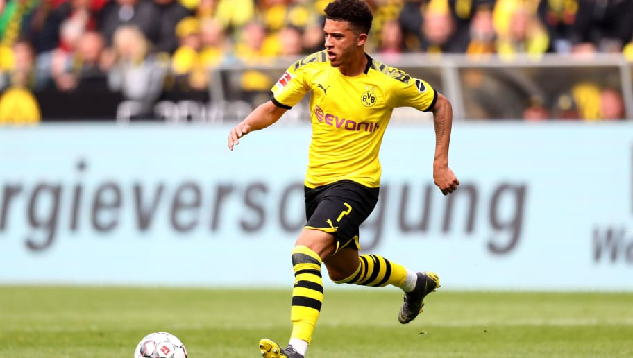 Jadon Sancho Reportedly Has Major Doubts on Manchester United After Summer Transfer Collapse