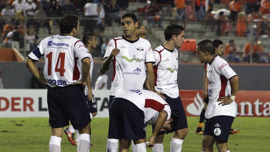 Jaguares v Jorge Wilstermann de Bolivia- Libertadores Cup