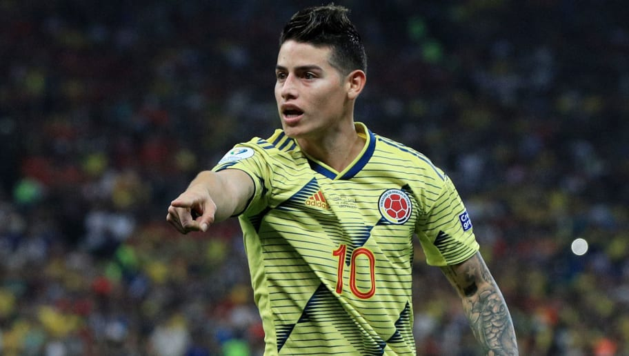 Diego Maradona's Son Warns James Rodriguez to Forget About Number 10 Jersey at Napoli