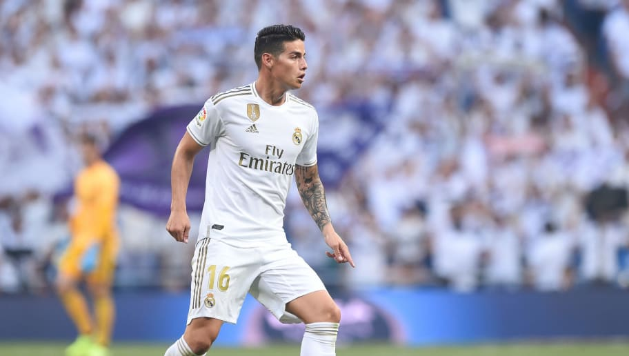 Real Madrid : James Rodriguez affiche ses ambitions