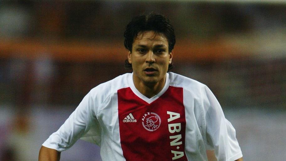 Jari Litmanen of Ajax