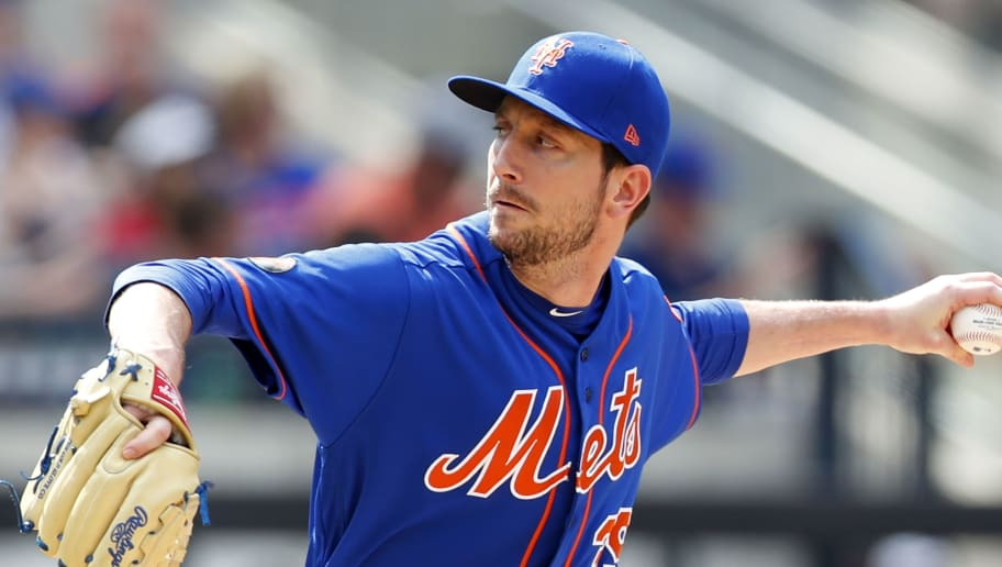 NEW YORK, NY - JULY 15:  Pitcher Jerry Blevins #39 of the New York Mets in action  during an MLB baseball game against the Washington Nationals on July 15, 2018 at Citi Field in the Queens borough of New York City. Nationals won 6-1. (Photo by Paul Bereswill/Getty Images)