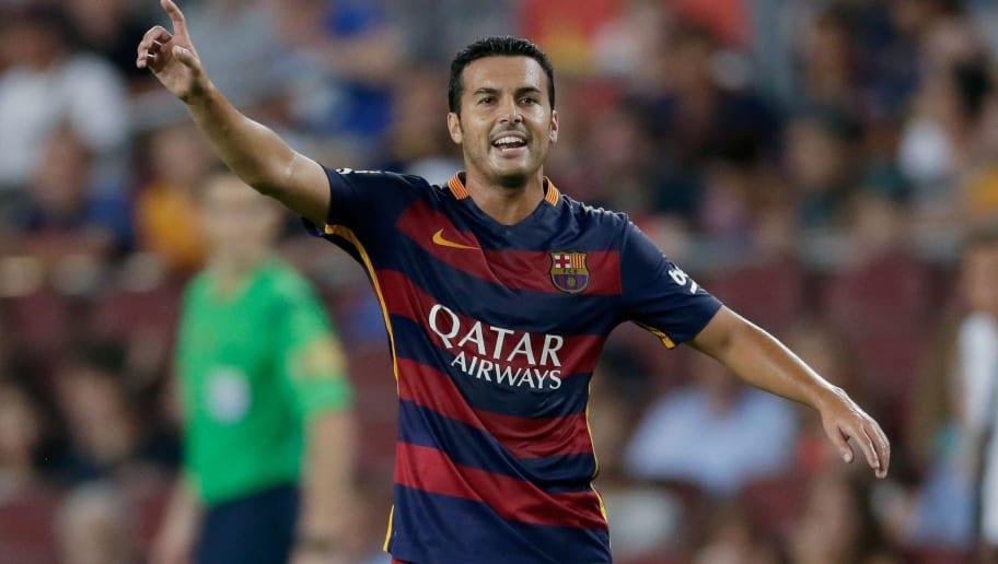 "Joan Gamper Trophy - ""Barcelona v AS Roma"""
