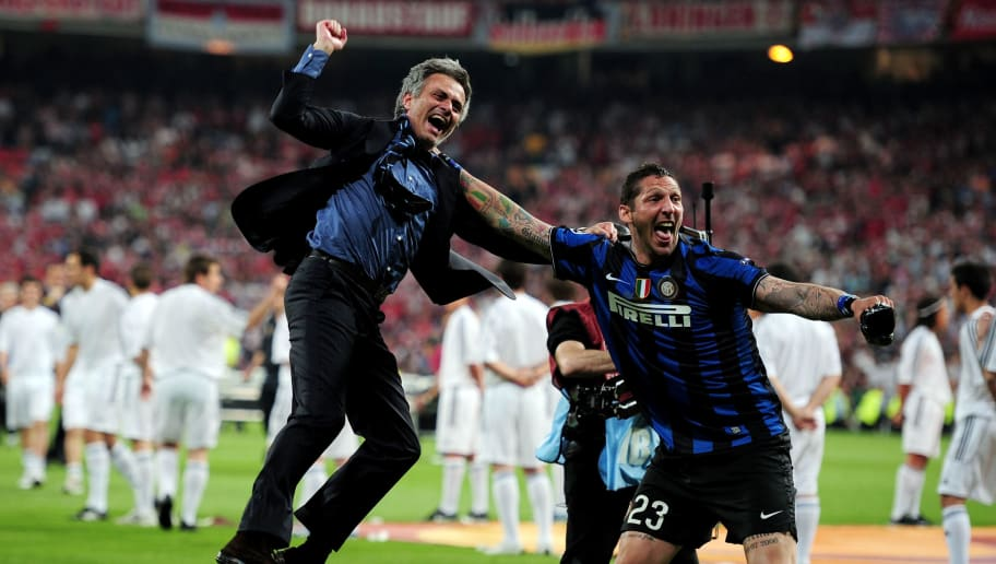 Jose Mourinho,Marco Materazzi