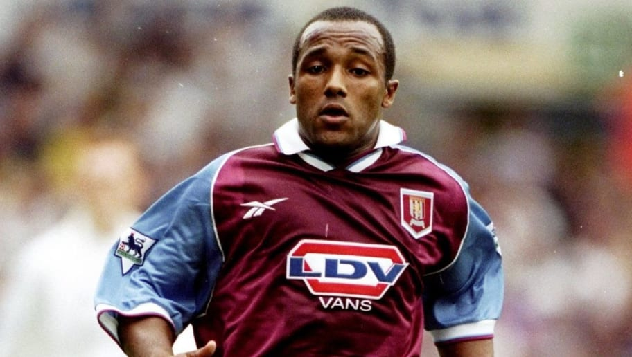 Julian Joachim of Aston Villa