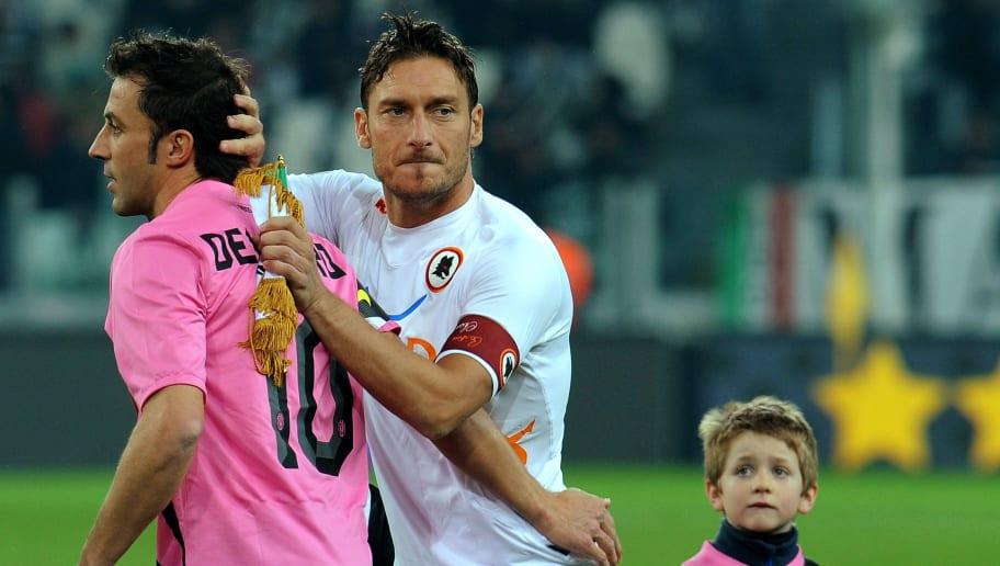 Alessandro Del Piero,Francesco Totti