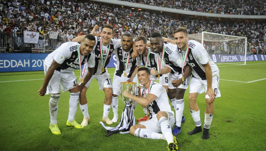 Paulo Dybala,Douglas Costa,Alex Sandro,Rodrigo Bentancur,Miralem Pjanic,Blaise Matuidi,Cristiano Ronaldo