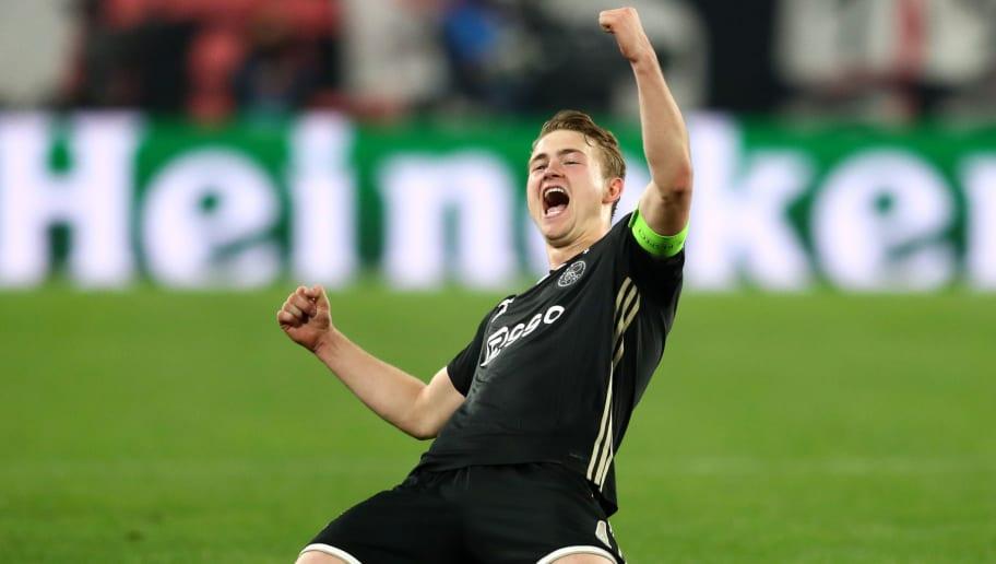 Matthijs de Ligt 'Only Wants Barcelona' as Blaugrana Near Agreement for Ajax Wonderkid