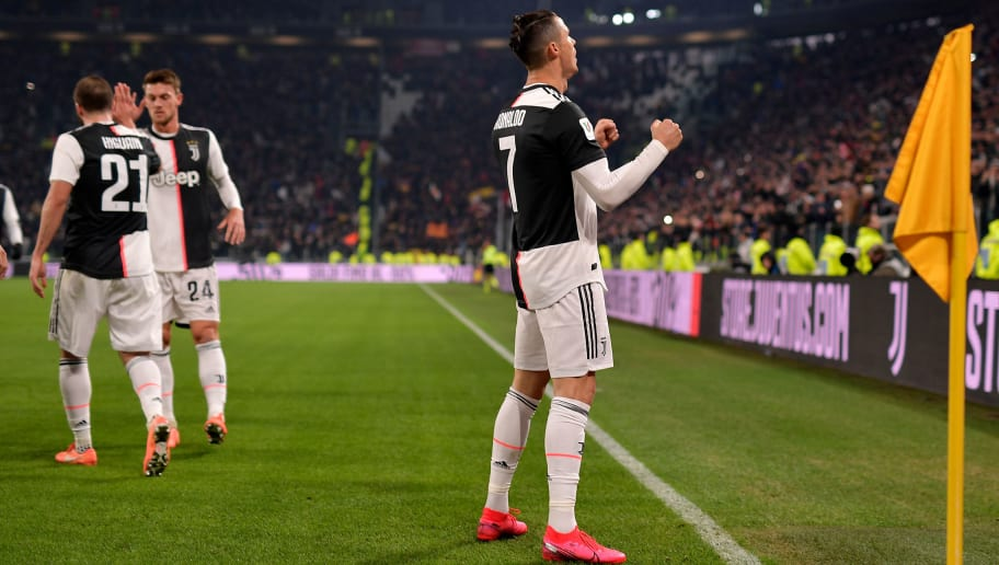 Juventus 3 1 Roma Report Ratings Reaction As The Old Lady Book Place In Coppa Italia Semi Finals 90min