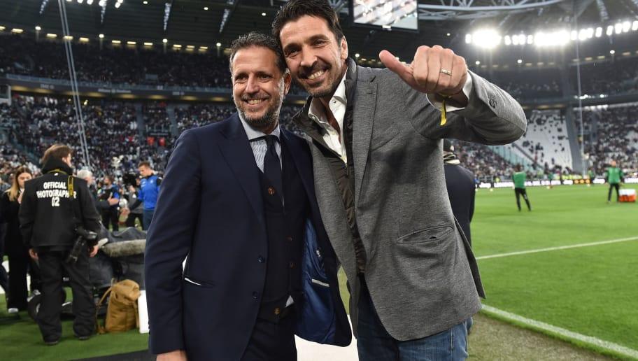 Gianluigi Buffon,Fabio Paratici