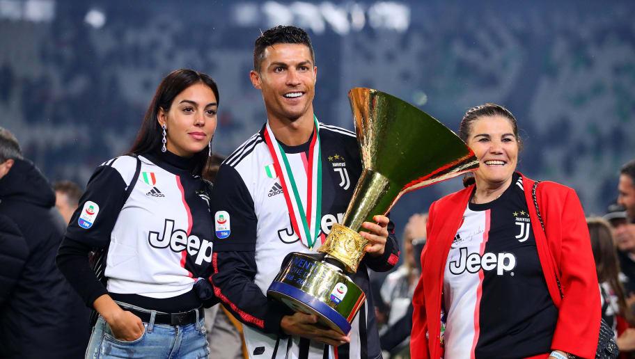 Cristiano Ronaldo,Georgina Rodríguez,Maria Dolores dos Santos Aveiro