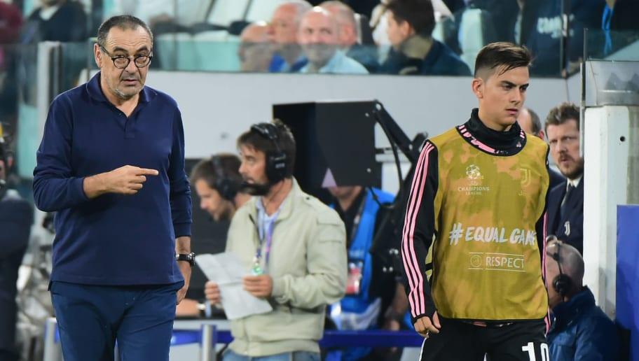 Maurizio Sarri,Paulo Dybala