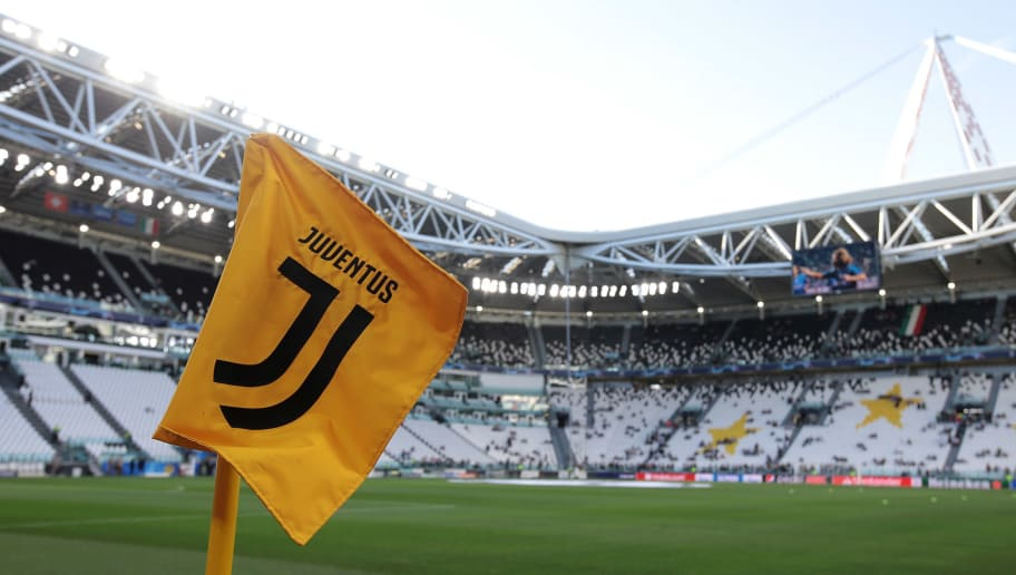 TURIN, ITALY - OCTOBER 02:  A general view inside the stadium prior to the Group H match of the UEFA Champions League between Juventus and BSC Young Boys at Allianz Stadium on October 2, 2018 in Turin, Italy.  (Photo by Emilio Andreoli/Getty Images)