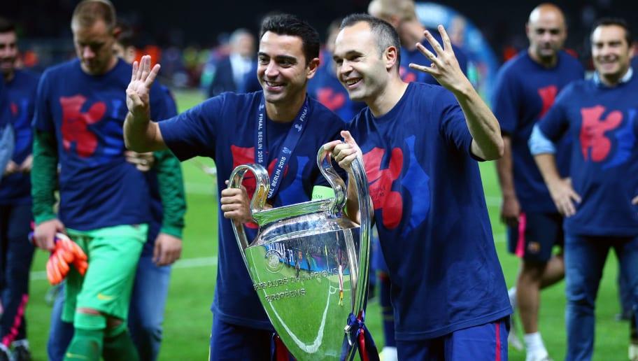 Lionel Messi, Ronaldo, Barcelona, La Liga