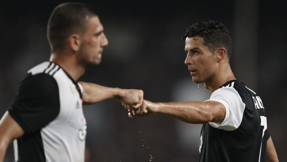 Cristiano Ronaldo,Merih Demiral