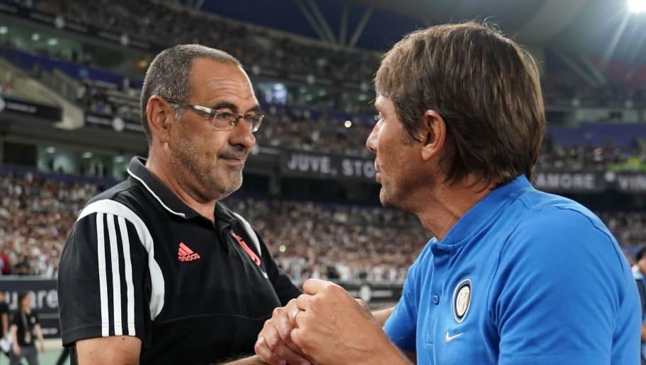 Maurizio Sarri,Antonio Conte