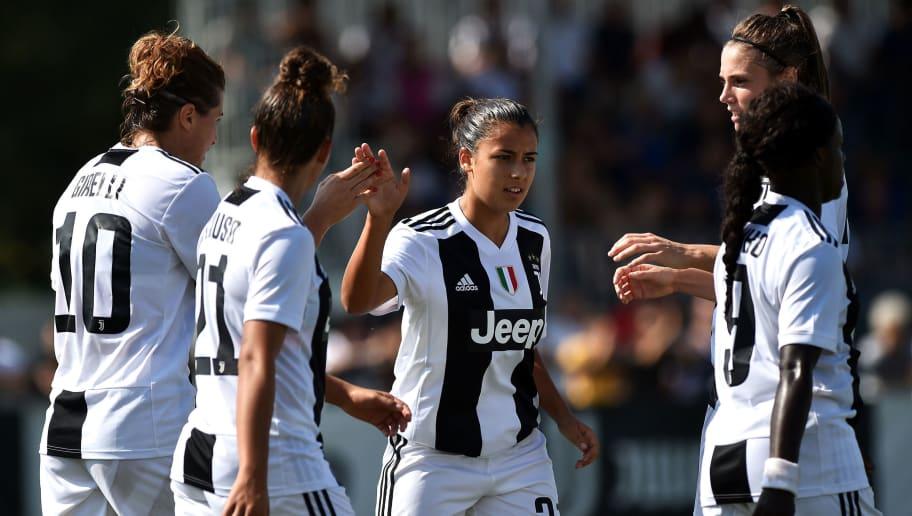 Campionesse D Italia La Juventus Women Vince Il Campionato Di Serie