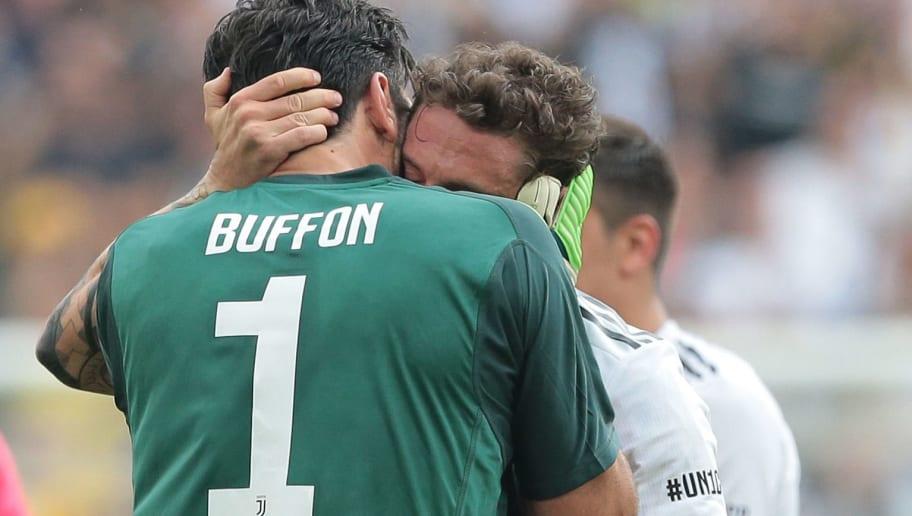 Gianluigi Buffon,Claudio Marchisio
