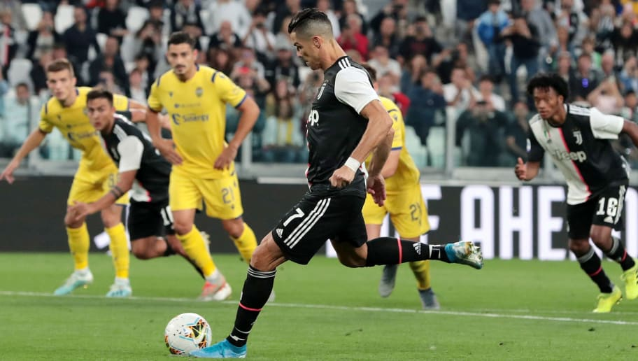 Hellas Verona Vs Juventus Preview How To Watch On Tv Live Stream Kick Off Time Team News 90min