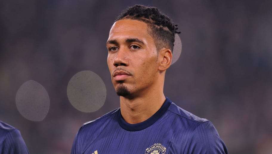 Man Utd Open Talks With Chris Smalling Over Bumper Contract