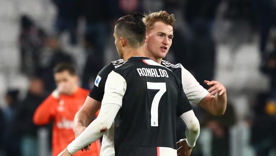 Juventus : Matthijs de Ligt se confie sur son adaptation et sa relation avec CR7