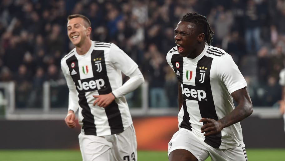Juventus 4 1 Udinese Report Ratings Reaction As Moise Kean Show Extends Unbeaten Serie A Run 90min
