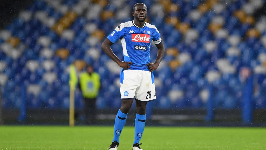 Image result for kalidou koulibaly