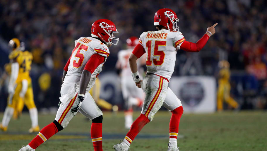 Patrick Mahomes on Pace to Break Multiple NFL and Fantasy