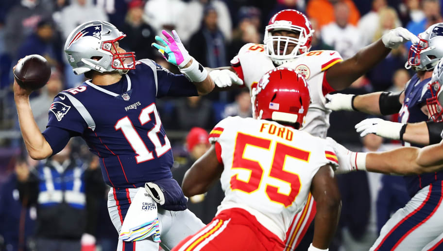 AFC Championship Betting Line for Chiefs vs Patriots Showdown  2dda5d917