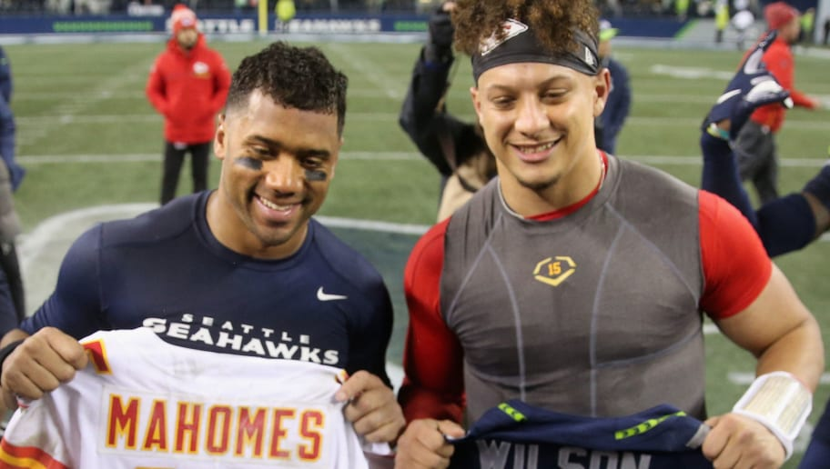 Russell Wilson,Patrick Mahomes