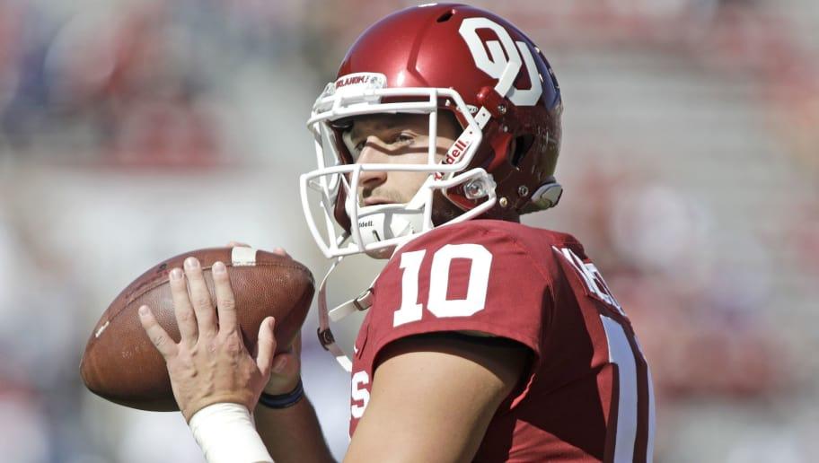 Oklahoma Sooners Qb >> Oklahoma QB Austin Kendall Enters Transfer Portal | 12up