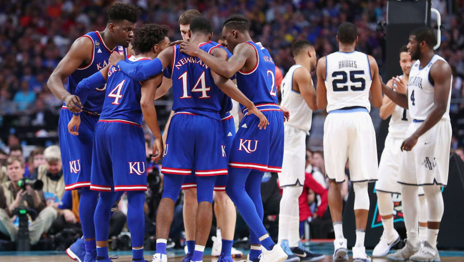 Kansas Duke And Unc Top Initial Kenpom College Basketball