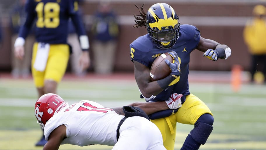97b8a806983b Nation s Former No. 1 RB Recruit Leaves Michigan to Play at ...