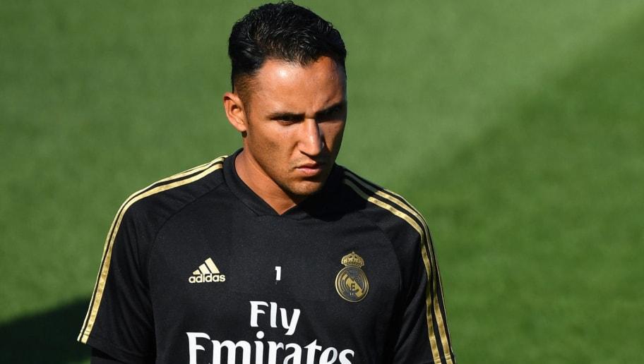 Real Madrid : Un favori se dégage pour la succession de Keylor Navas